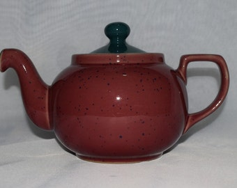 Denby Classic Harlequin Teapot