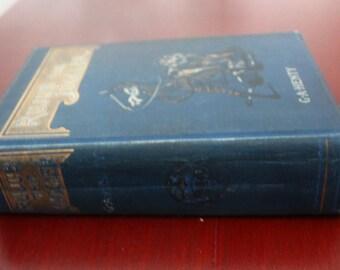 Rujub the Juggler by G A Henty. 1899. Hardback book.