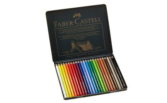24 Faber Castell Polychromos Colored Pencils   Colored Pencil Set ...