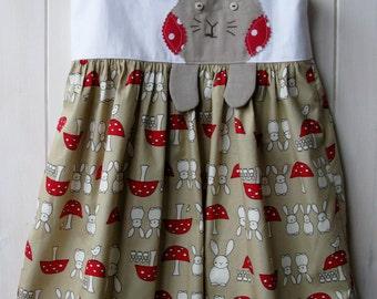 Rabbit / Bunny dress