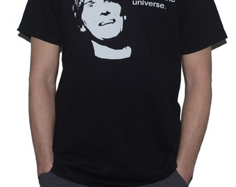 Brian Cox T-Shirt - I am the Master of the Universe - Astronomy Tee