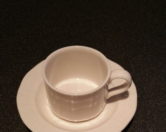 "Royal Doulton ""Hallmark"" Coffee Cup and Saucer"
