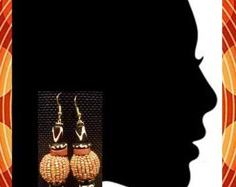 Earrings-Bead Tribe