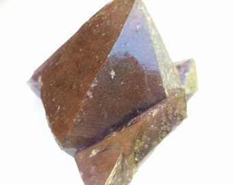 Large amethyst point  red cap