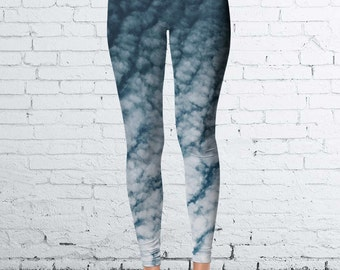 Cloud Texture Leggings