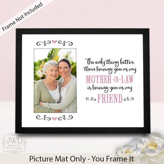 Mother in law mothers day gift personalized gift for mother in for Mother s day gift for mother in law