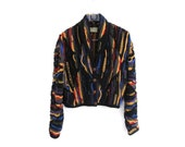 80s Authentic  COOGI Button Up Sweater