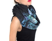 Oversized Hyperion Circle Scarf