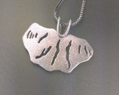 Finger lakes jewelry, handmade jewelry, gift ideas, moon heart studios, nature jewelry, lakes jewelry sterling silver
