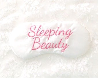 SLEEPING BEAUTY sleep eye mask