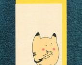 Pikachu Pokemon Card Birthday Blank Greeting Child Derpy