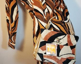 FREE  SHIPPING  1960  Mod Dress Set
