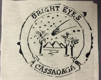 Bright Eyes Cassadaga Patch