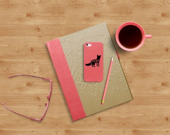 Fox Decal- Wall Decal, Cell Decal, Laptop Decal