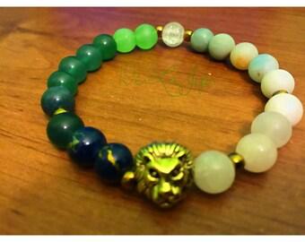 Kesar Beaded Bracelet - De La Jipi Collection