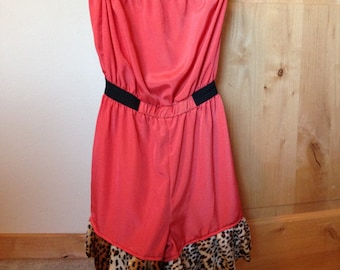 Festival Romper with pockets size small