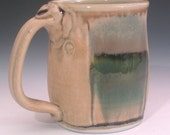 Handmade Pottery Mug Porcelain Ceramic Coffee Cup