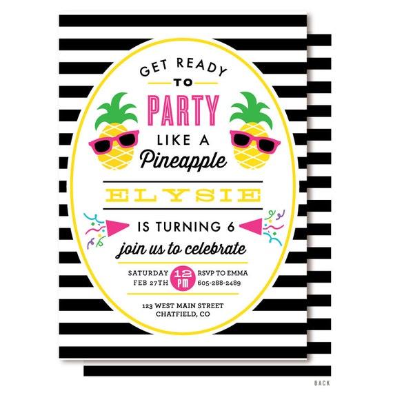 Hawaiian Birthday Invitations was perfect invitations ideas