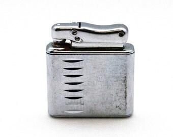 Pocket Lighter Antique Kreisler Butane, Collectible Lighter, Vintage Accessory, Retro Cigarette Lighter, Men Gift, Made in U.S.A.