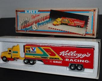 Nascar Diecast Metal Truck Kellogg's Racing Terry Laborite