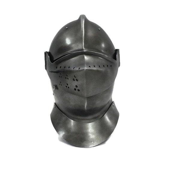 Larp Armour Armet
