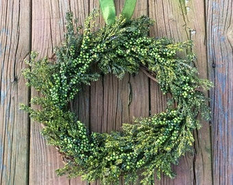 Summer Wreath, Front Door Wreath, Green Leaf Wreath, Green Wreath, Summer Door Wreath, Rustic Wreath, Natural Wreath, Wreath For Door