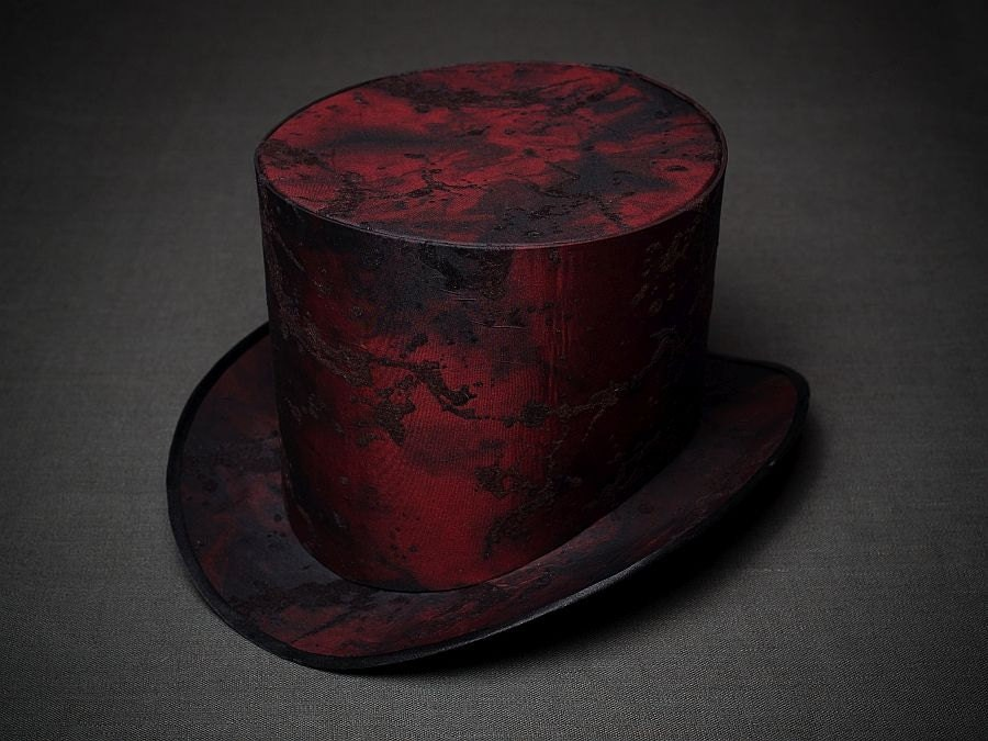 basis for steam top hat mad hatter hat