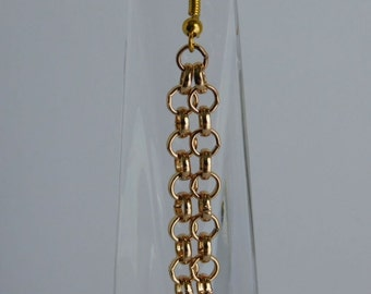 Rollo Chain Earrings