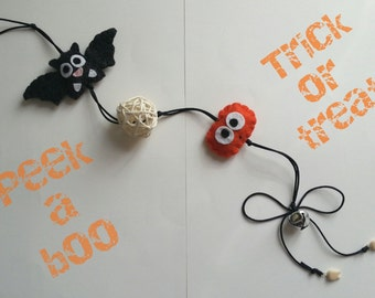 Hang the fear-decorative Halloween hanging Festoon