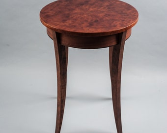 Side Table Lazy Susan
