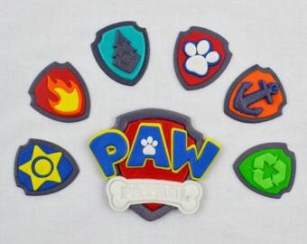 paw patrol etsy fr. Black Bedroom Furniture Sets. Home Design Ideas
