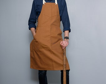 Workshop/ woodworkers/ craftsman's apron