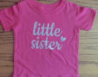Sister Shirts - Little Sister Shirt