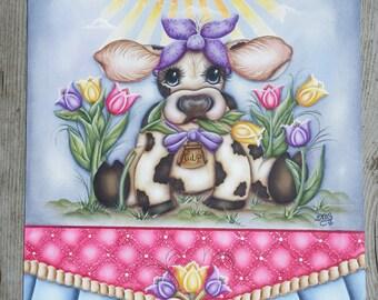TULIP the cow