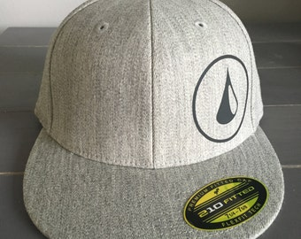Raindrop Fitted Hat