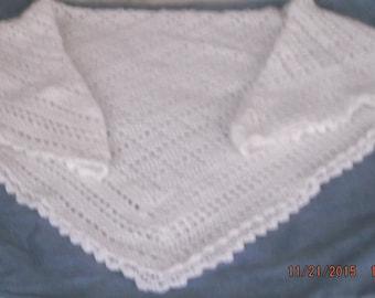 """Cashmere Baby Blanket 24""""X32"""""""