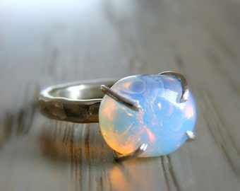 Opalite Ring-Custom Listing for Kayla-Balance Payment on Layaway