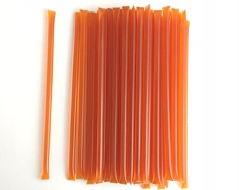 Peach Honey Sticks - 50 Count - FREE SHIPPING