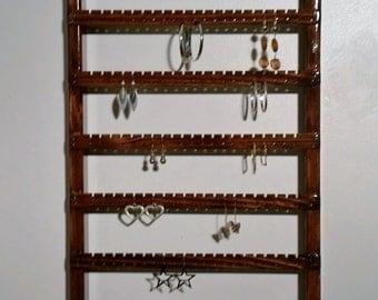 Earring Holder, Earring Display, Jewelry Display, Jewelry Rack, Jewelry Holder Wall, Earring Organizer, Earring Holder Wall, Earring Hanger