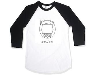 Japanese Tamagotchi Toy Shirt