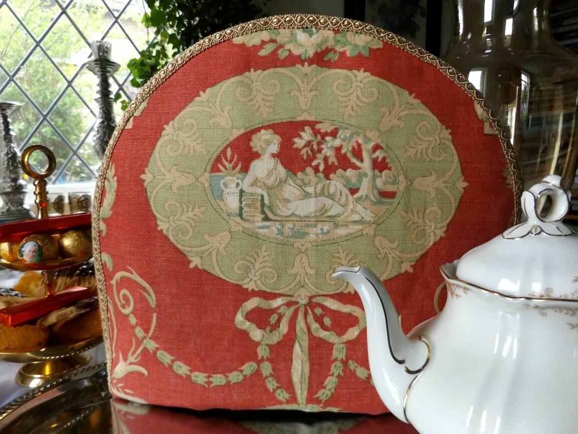 Klassieke chique regency stijl thee cosy - Stijl land keuken chique ...