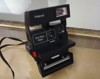 Polaroid One Step (With Flash)