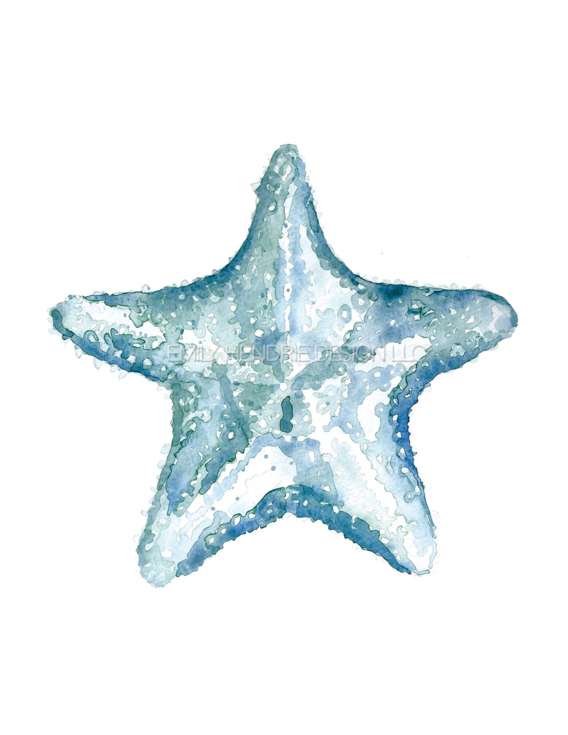 Starfish Watercolor | www.pixshark.com - Images Galleries ...