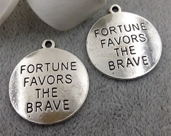 Fortune favors the brave essay