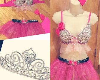 Toddlers & Tiaras Costume