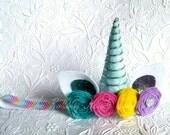 LuLaRoe, Unicorn, Unicorn Headband, Photo Prop, Halloween, Kawaii, unicorn horn