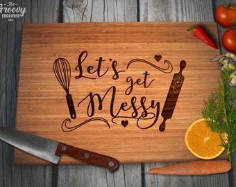 Friends Wood Board Etsy