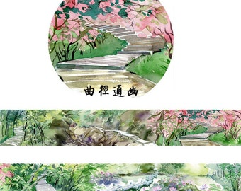 20mm Washi tape Masking tape