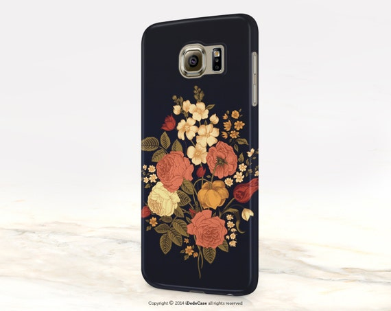 iPhone X Case Floral Samsung Galaxy Note 5 case Floral LG G3 Case floral LG G4 Case Samsung Galaxy s6 case Floral Samsung Galaxy S7 case