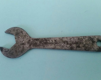 Vintage Premax Open End Wrench 9/16 Machinist Tool Free Shipping